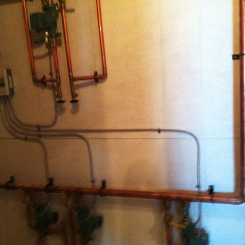 electrical conduit home service
