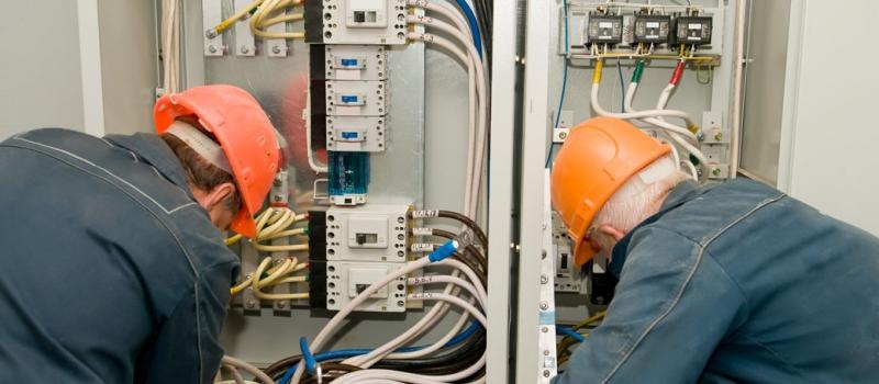 electricians commercial expert service